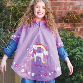 Floss & Rock Floss & Rock Fairy Unicorn Poncho