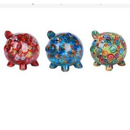 Pomme-pidou Pomme-pidou Peggy Pig Money Bank Assorted