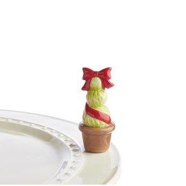 Nora Fleming Nora Fleming Mini Garden of Joy topiary red
