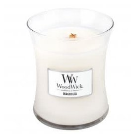 WoodWick Candle WoodWick Candle Medium Magnolia