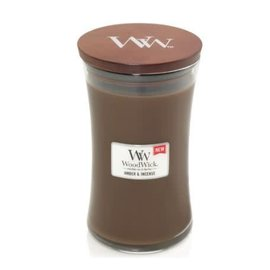 WoodWick Candle WoodWick Candle Large Amber and Incense