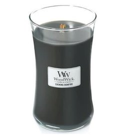 WoodWick Candle WoodWick Candle Large Evening Bonfire