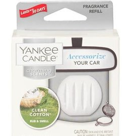 Yankee Candle Co. Yankee Candle Co. Charming Scents Refill Clean Cotton