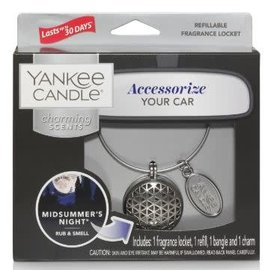 Yankee Candle Co. Yankee Candle Co. Charming Scents Starter Kit Geometric Locket Midsummer's Night