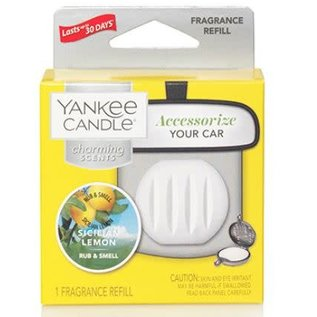 Yankee Candle Co. Yankee Candle Co. Charming Scents Refill Sicilian Lemon