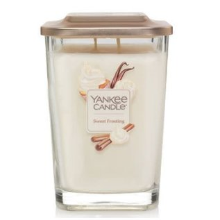 Yankee Candle Co. Yankee Candle Co. Elevation Collection Large Sweet Frosting