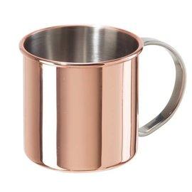 OGGI OGGI Copper Plated Stainless Steel Moscow Mule Mug 16 oz