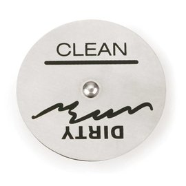 RSVP RSVP Endurance Dishwasher Magnet Stainless Steel