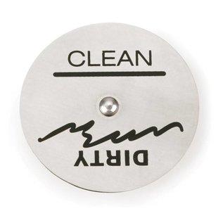 RSVP RSVP Endurance Rotating Dishwasher Magnet Stainless Steel