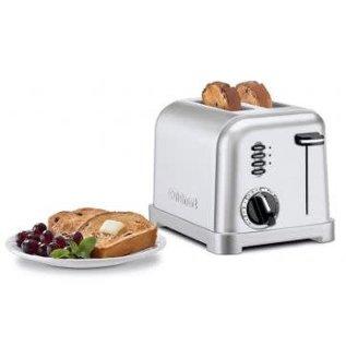 Cuisinart Cuisinart 2 Slice Metal Classic Toaster CPT-160
