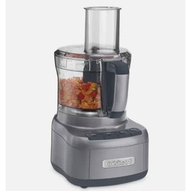 Cuisinart Cuisinart Elemental 8 cup Food Processor Gunmetal FP-8GM
