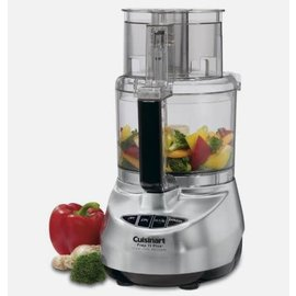 Cuisinart Cuisinart Prep 11 Plus 11 Cup Food Processor Brushed Stainless DLC-CHBY
