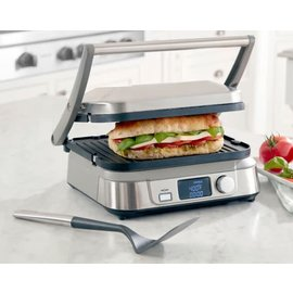 Cuisinart Cuisinart 5 in 1 Griddler FIVE Brushed Finish GR-5B