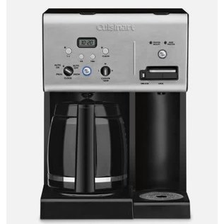 Cuisinart Cuisinart 12-Cup Programmable Coffeemaker with Hot Water System CHW-12