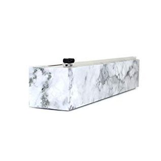 Chic Wrap Chic Wrap Plastic Wrap Dispenser Marble