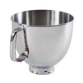 KitchenAid KitchenAid 5 Qt SS Bowl with Comfort Handle K5THSBP