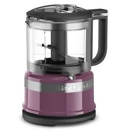 KitchenAid KitchenAid Food Chopper 3.5 Cup Boysenberry KFC3516BY