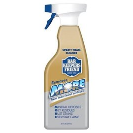 Harold Import Company Inc. HIC Bar Keepers Friend Spray+Foam Cleaner 25.4 oz
