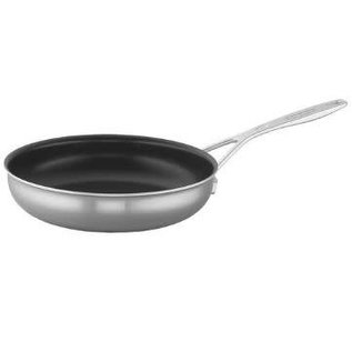 Demeyere Demeyere Industry Stainless Steel Traditional Nonstick Fry Pan 9.5 inch