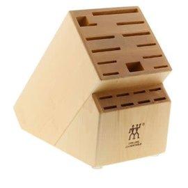 Zwilling J.A. Henckels ZWILLING 20 Slot Hardwood Knife Storage Block