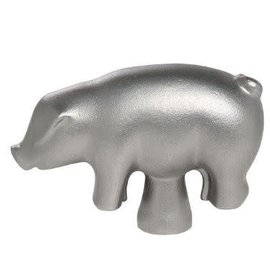 Staub Staub Cast Iron Animal Knob Pig