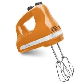 KitchenAid KitchenAid Hand Mixer 5 Speed Tangerine KHM512TG