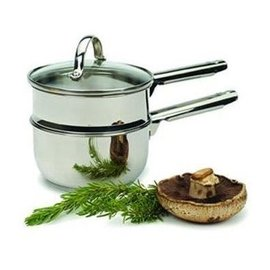 RSVP RSVP Double Boiler 1 Qt Induction