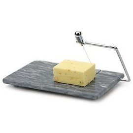 RSVP RSVP Cheese Slicer Grey Marble