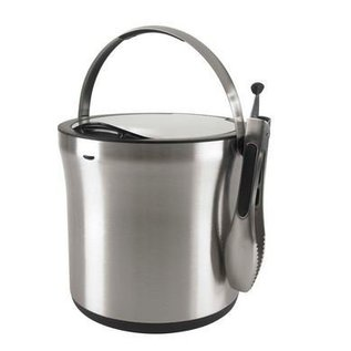 OXO OXO 3 piece Ice Bucket Stainless