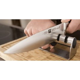 Zwilling J.A. Henckels ZWILLING TwinSharp Duo Stainless Steel Handheld Knife Sharpener
