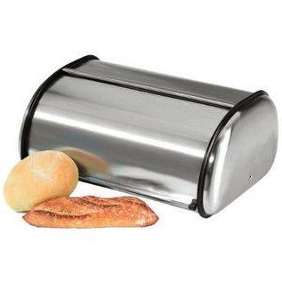 OGGI OGGI Roll Top Bread Box Stainless Steel