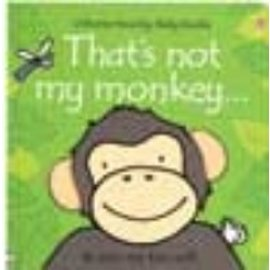 Usborne Usborne That's Not My Monkey...