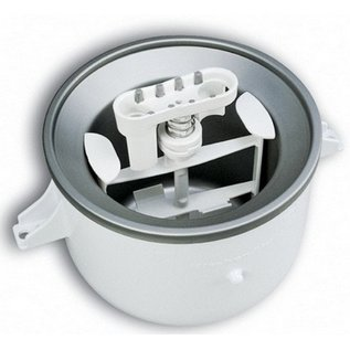 KitchenAid KitchenAid Stand Mixer Attachment Ice Cream Maker KICA0WH
