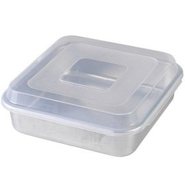 Nordic Ware Nordic Ware 9x9 Cake Pan with Lid