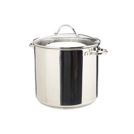 RSVP RSVP Endurance Stainless Steel Stockpot 8 Qt Induction