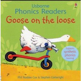 Usborne Usborne Goose on the Loose