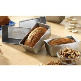 USA Pans USA Pans Mini Loaf Pan Set of 4 pans