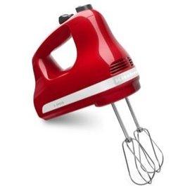 KitchenAid KitchenAid Hand Mixer 5 Speed Empire Red KHM512ER