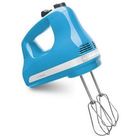 KitchenAid KitchenAid Hand Mixer 5 Speed Crystal Blue KHM512CL