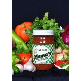 Mema's Salsa Mema's Salsa Medium MIO