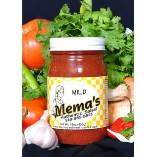Mema's Salsa Mema's Salsa Mild MIO
