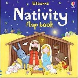 Usborne Usborne Nativity Flap Book