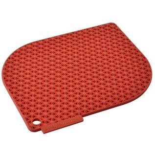 Charles Viancin Charles Viancin Honeycomb Pot Holder Sherry Red