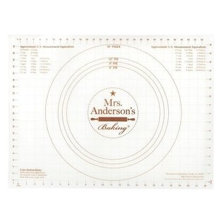 Harold Import Company Inc. HIC Mrs. Anderson's Non-Slip Pastry Rolling Mat 18 in. x 24 in.