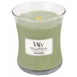 WoodWick Candle WoodWick Candle Medium Applewood