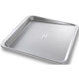 USA Pans USA Pans Scoop Cookie Tray Pan Medium 12.5 x 11.75 in.