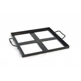 Companion Group Companion Group Salt Plate Holder for 5 inch set of 4 plates DISCONTINUED