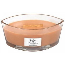 WoodWick Candle WoodWick Candle Ellipse Hearthwick Pumpkin Butter