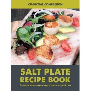Companion Group Companion Group Himalayan Salt Plate Cookbook CLOSEOUT