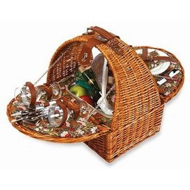 Oak & Olive (formerly Picnic Plus) Oak and Olive Athertyn 2 Person Picnic Basket.